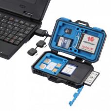 Картридер и футляр для карт памяти Puluz PU5004